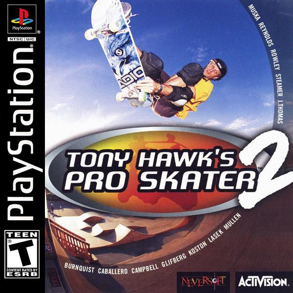 Tony Hawk S Pro Skater 2 Tony Hawk Pro Skater Tony Hawk Tony Hawk Pro Skater 2