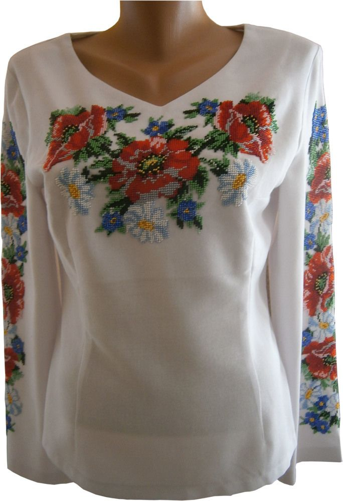 Жіночі вишиванки. Велике різноманіття жіночих вишиванок.  610645457c37b