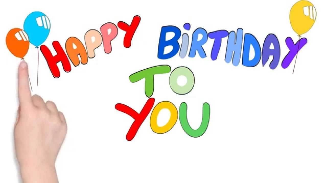 Happy Birthday song for you (MUSIC) - Birthday songs for