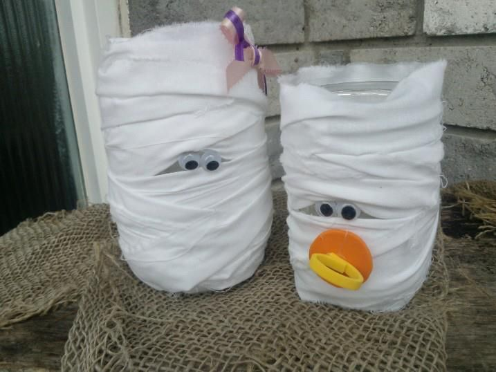 Simple Halloween Decorations cute, awesome  funny Pinterest - how to make simple halloween decorations