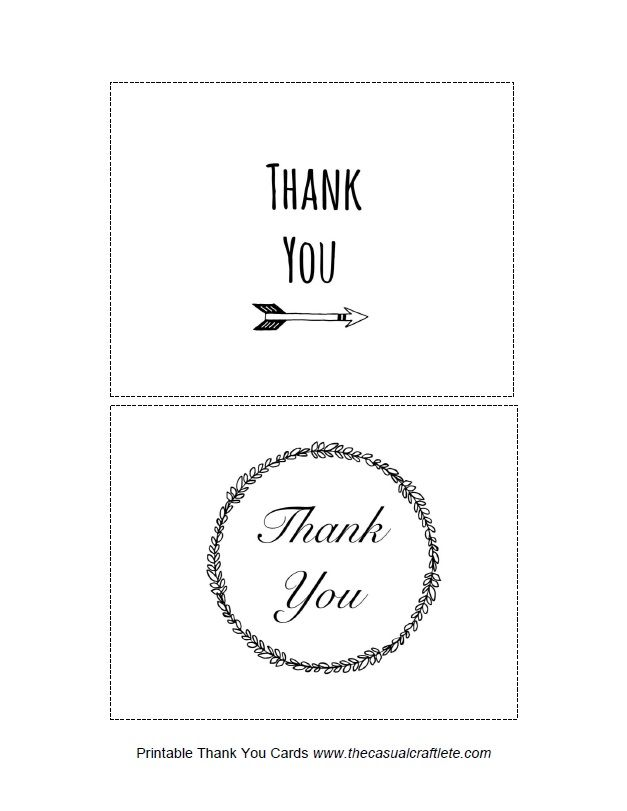 Free Printable Thank You Cards Printable Thank You Cards Thank You Note Cards Free Thank You Cards