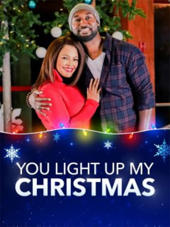 You Light Up My Christmas (2019) Hallmark christmas