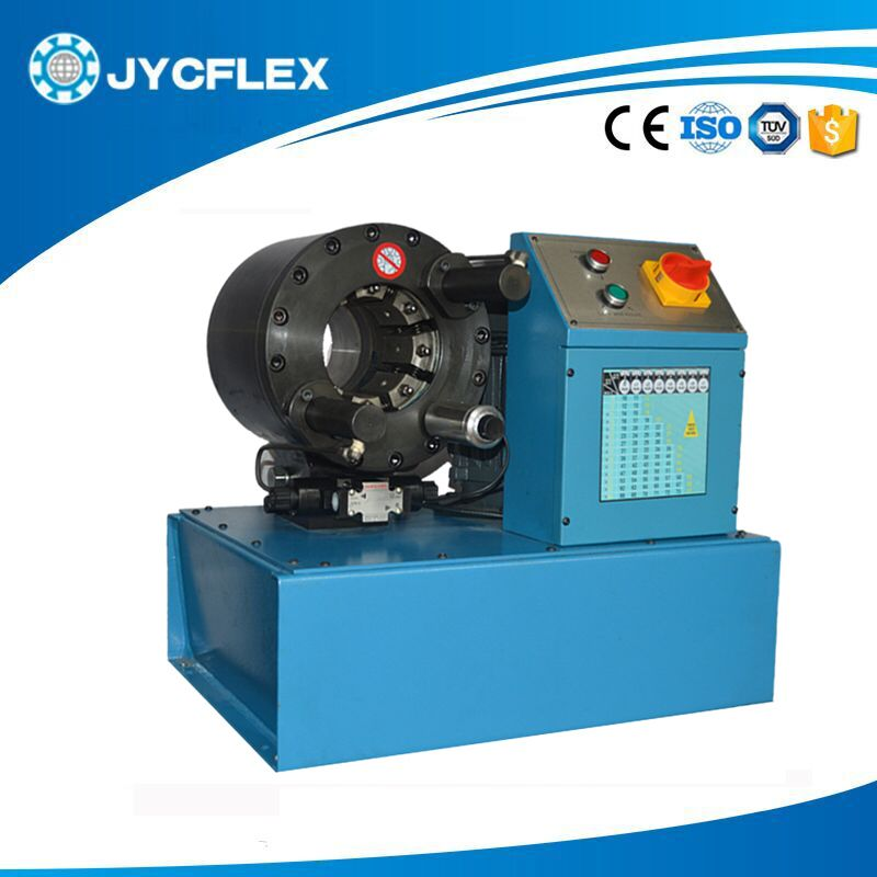 JYC-E130 hydraulic hose crimping machine