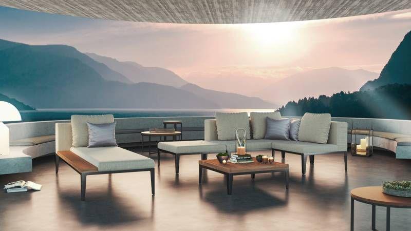 Dominica L In 2020 Sitzgruppe Lounge Mobel Chaiselongue