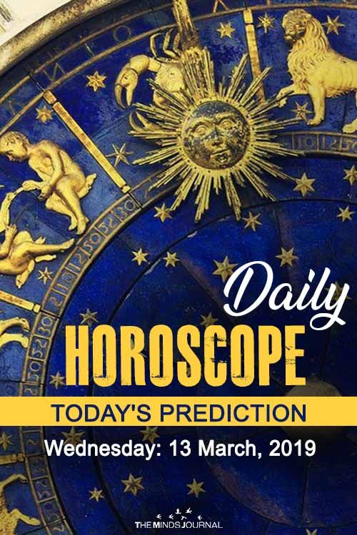 Today's Horoscope : Tuesday, 3 December