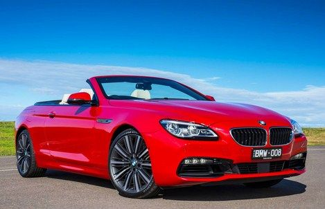 Bmw Series 6 2015 Prices Range Sportier Luxury Most Reliable