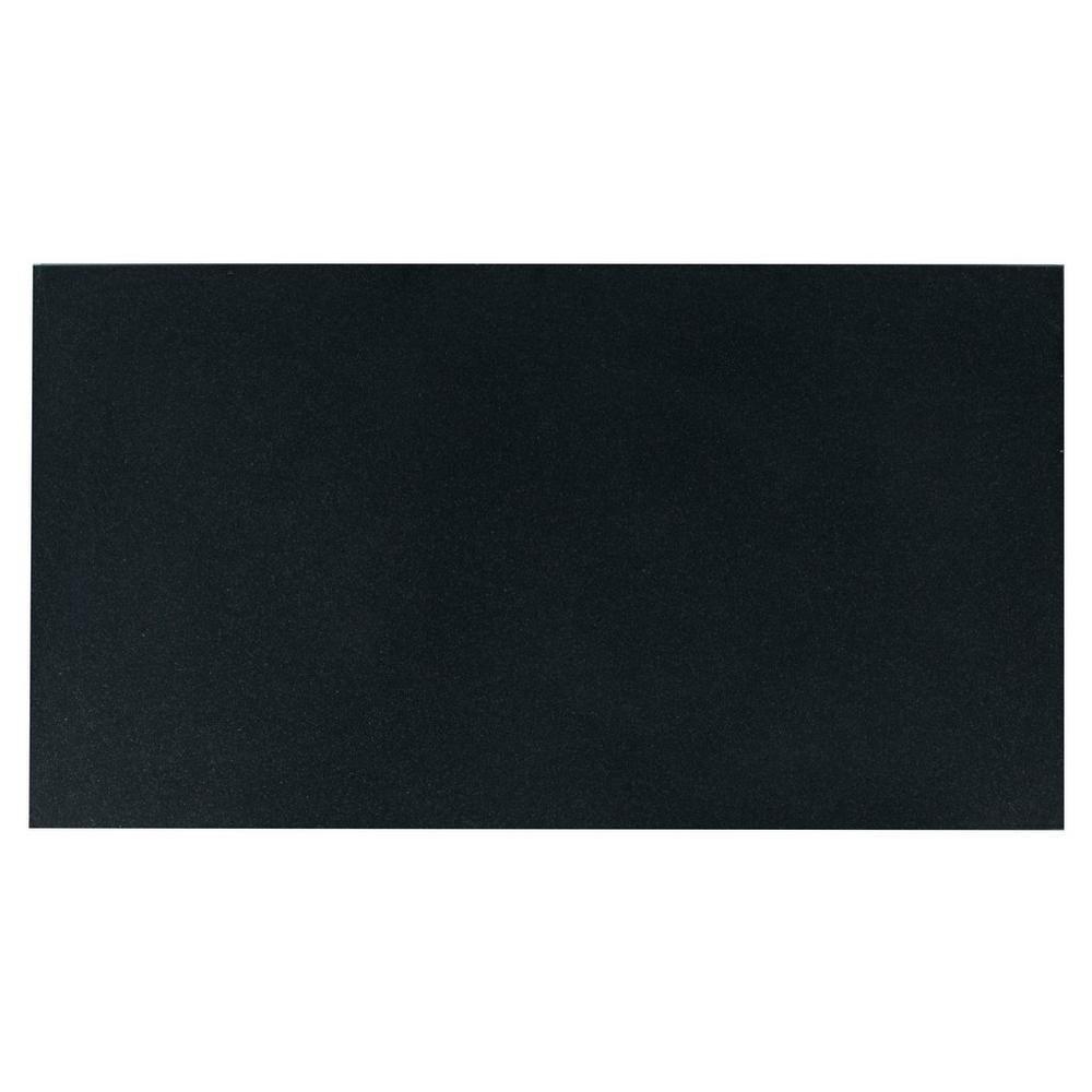 Floor And Decor Granite Tile Absolute Black Honed Granite Tile  12Inx 24In 100195668