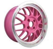 Pink rims! #pinkrims Pink rims! #pinkrims Pink rims! #pinkrims Pink rims! #pinkrims