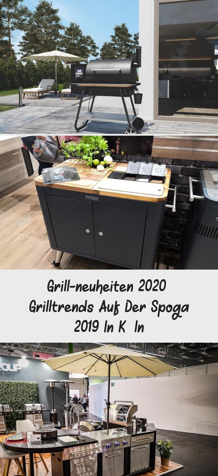 Grill Neuheiten 2020 Grilltrends Auf Der Spoga 2019 In Koln In 2020 Outdoor Decor Gas Grill Home Decor