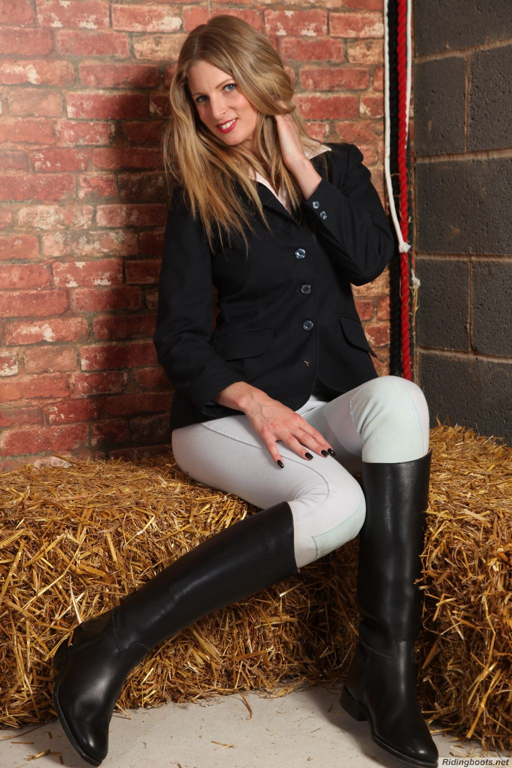 Pin Auf Rubber Riding Boots