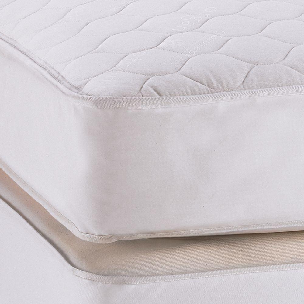 naturepedic 2 in 1 organic twin mattress - Organic Twin Mattress