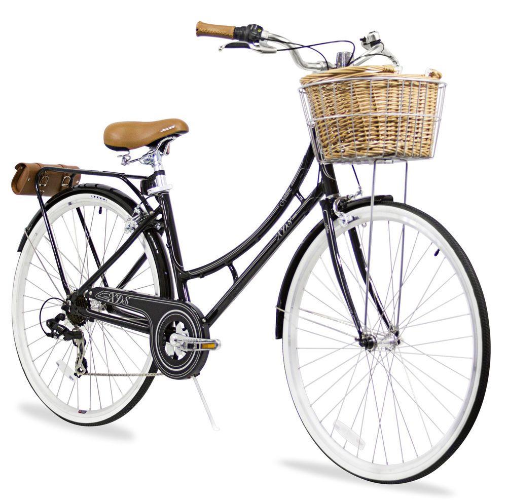 Xds Bikes Co Women S Nadine 7 Speed Cruiser Bike Black