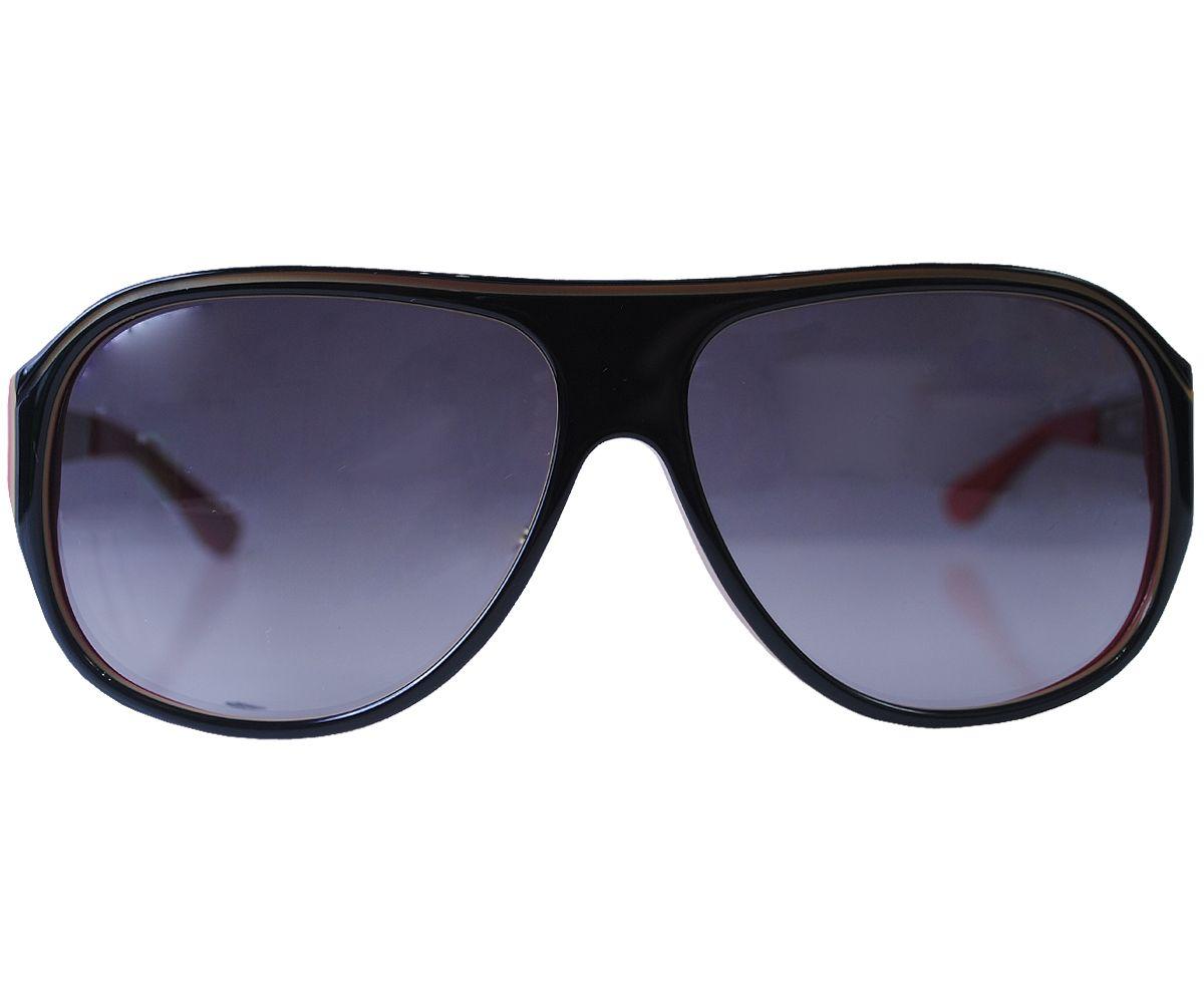 3436b7f3 Luke 1977 Dealer Sunglasses Black - Terraces Menswear ...