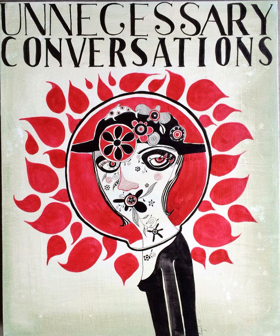 Conversaciones innecesarias marianangulo.com