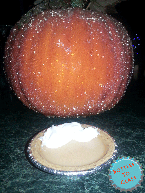 Welcome to the season where everything seems to be pumpkin flavored. Why stop the pumpkin flavors at pumpkin spice lattes or the other season pumpkin baked goods found everywhere? Let's add an alcoholic treat to the mix. This treat turned out to be one of my favorites. This sure will be an annual treat.  Click to get recipe.