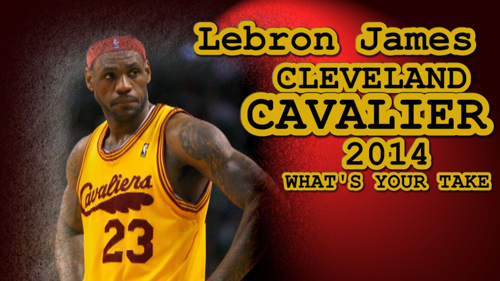 Jay Howard Lebron James Back To Cleveland Wallpapers