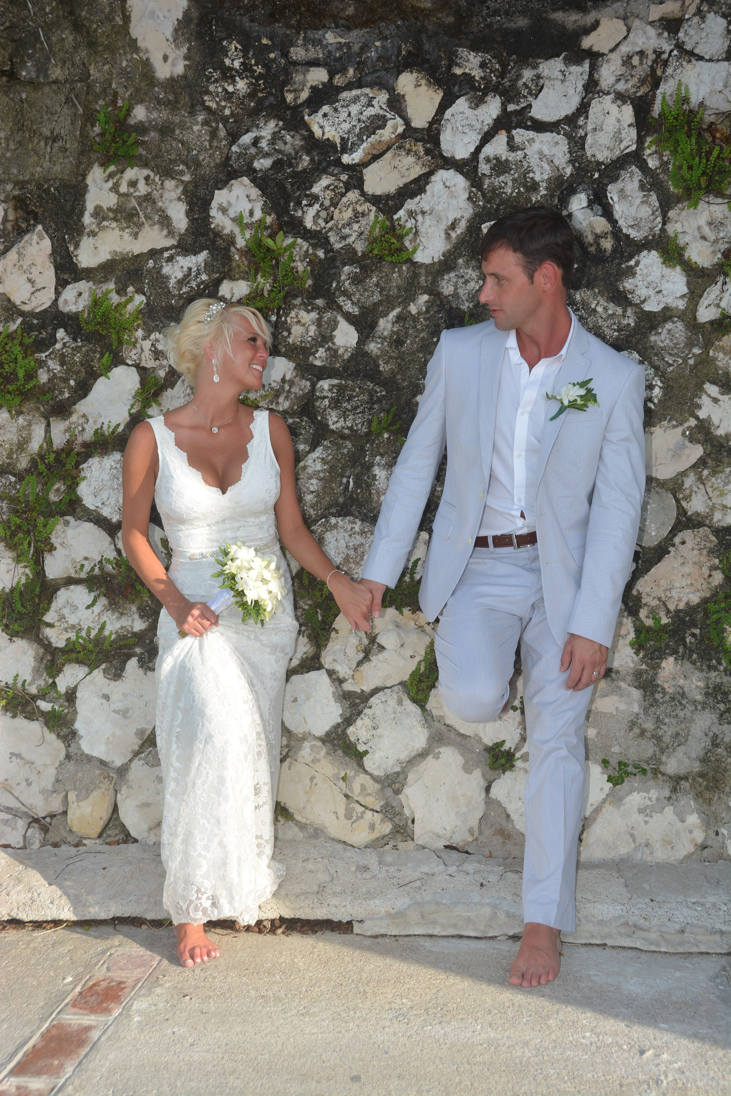 All Inclusive Jamaica Wedding At S Tower Isle