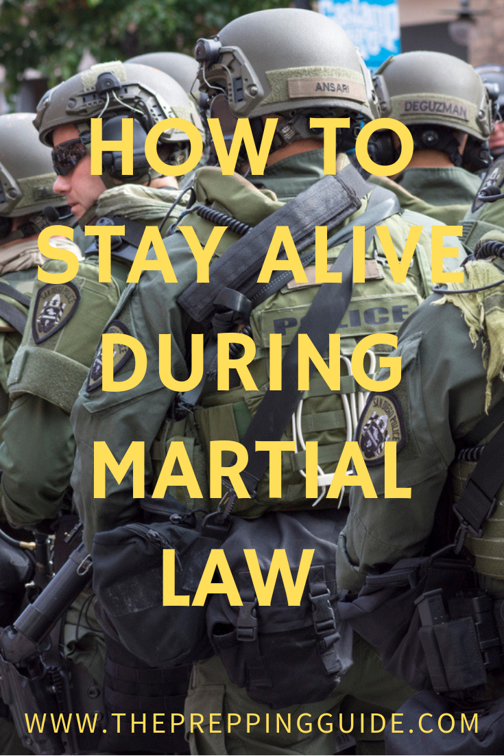 How To Survive Martial Law A Guide To Staying Safe Martial Law