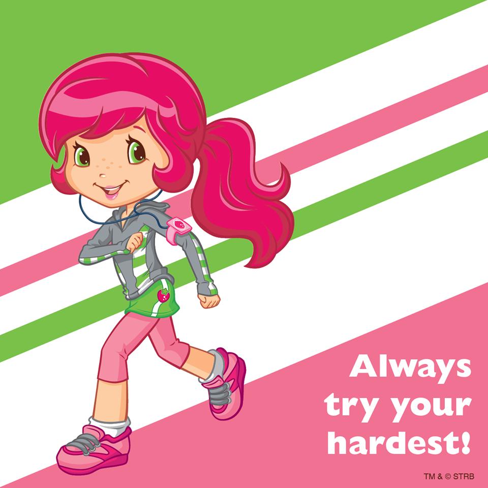 Always try your hardest!