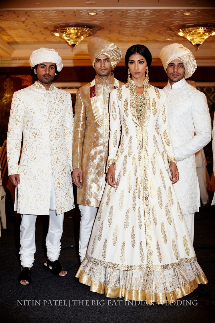 Rohit balus pearlesque collection india couture week dresses