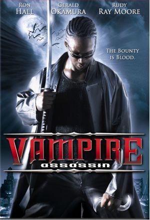 Vampire Assassins Poster