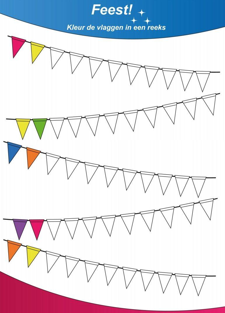 Verrassend Patronen kleuren groep 1 | Carnaval thema knutselen, Thema PC-39