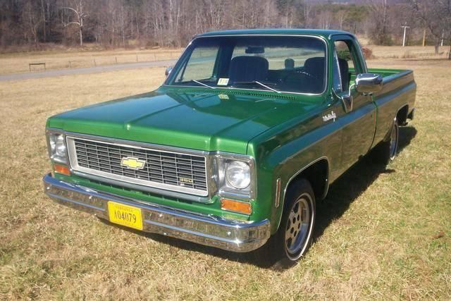 1974 Chevy Truck 1974 Chevy Full Size Pickup For Sale