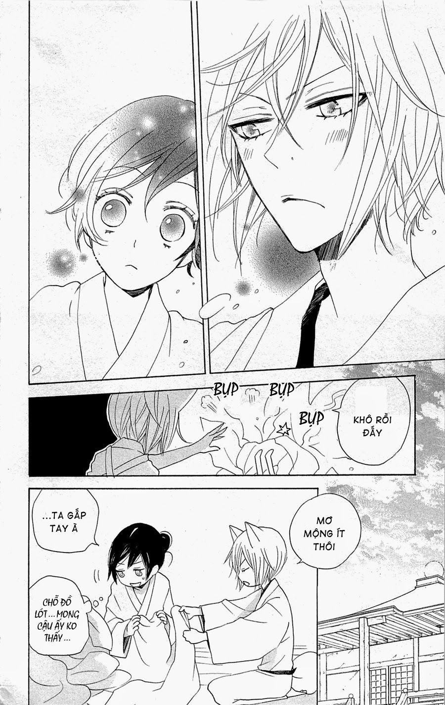 [TUYỆT VỜI] Kamisama Hajimemashita Chap 89.2 Manga