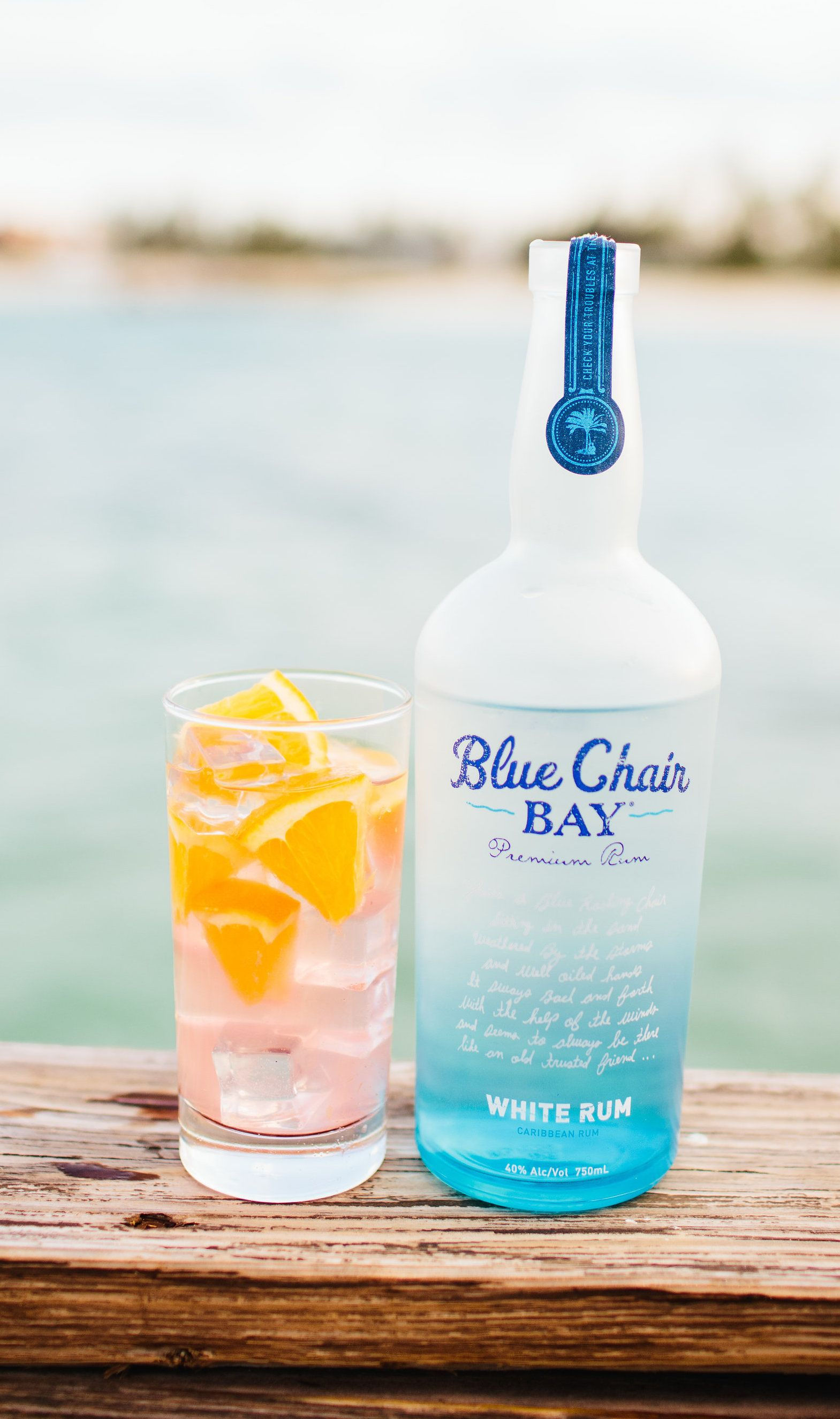 Anything but mine cocktail 15 oz blue chair bay