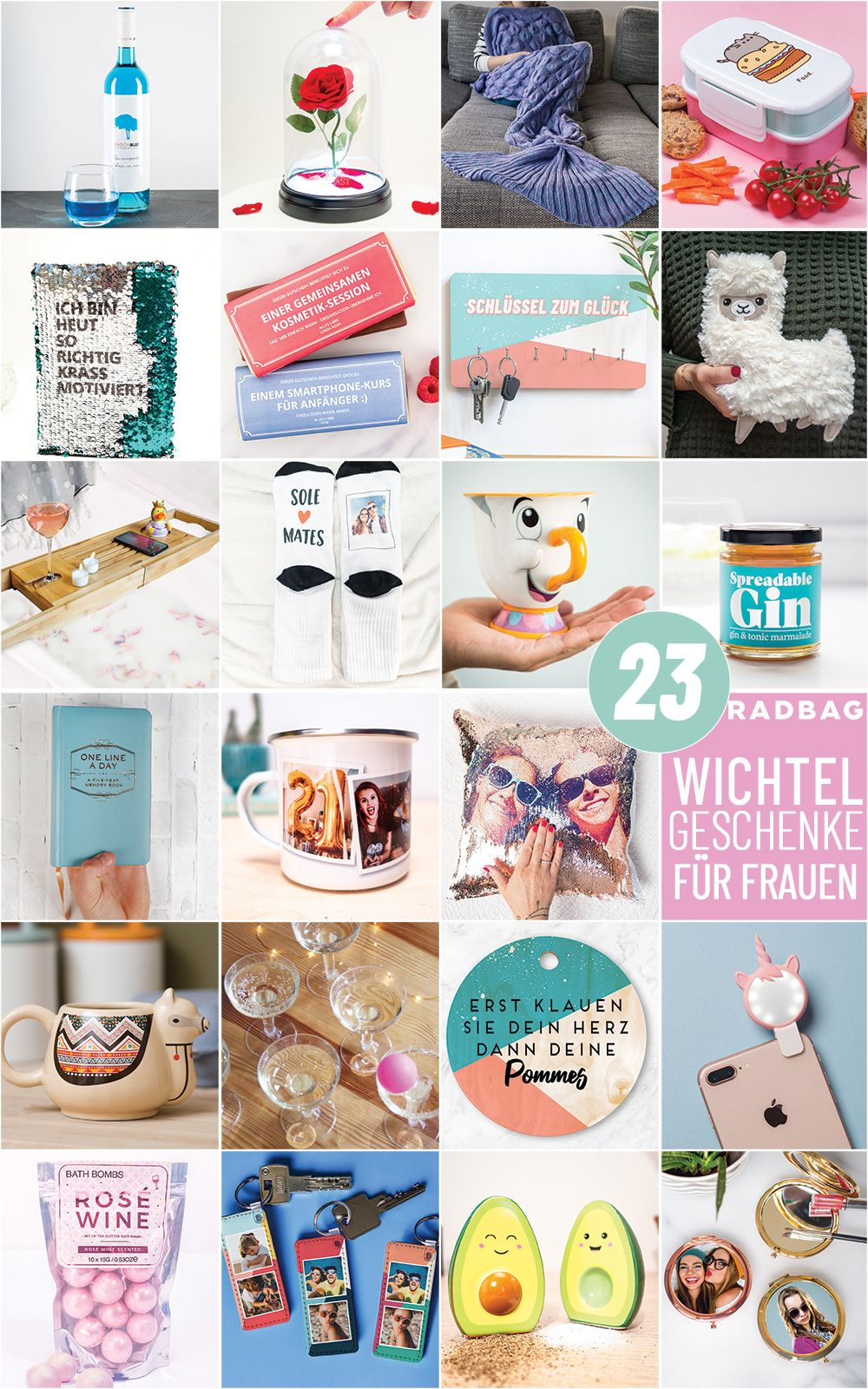 23 perfekte Geschenke für Mädchen   Wunschkind