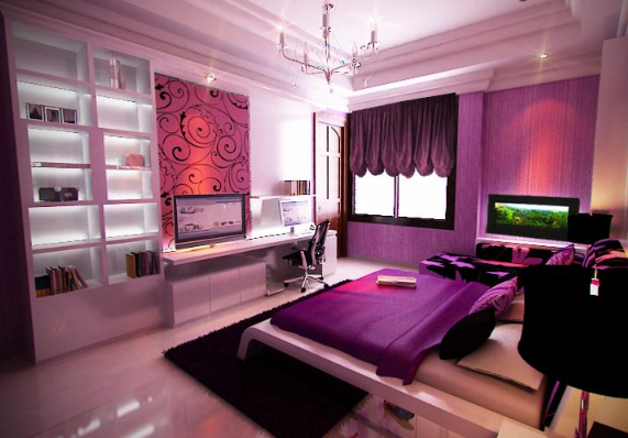 awesome rooms for teenagers | cool teen room design furnitures