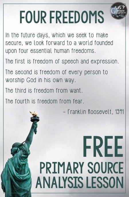 the four freedoms analysis