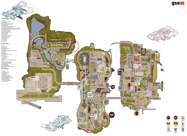 Gta 3 map download free