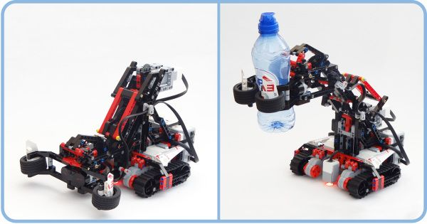 The NXT STEP is EV3 - LEGO® MINDSTORMS® Blog | İlginç | Pinterest ...