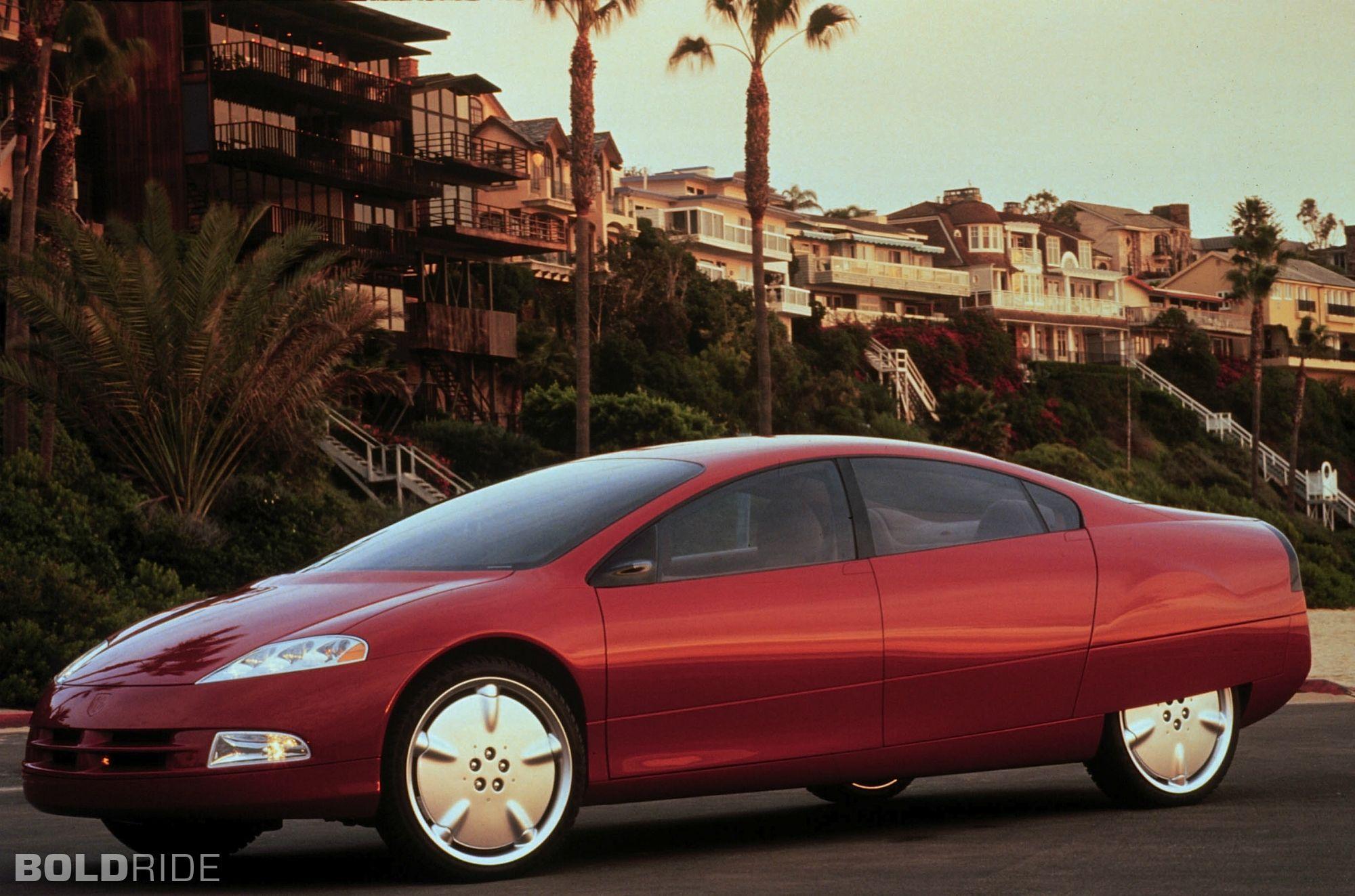 1998 Dodge Intrepid ESX II Concept Automotive Pinterest
