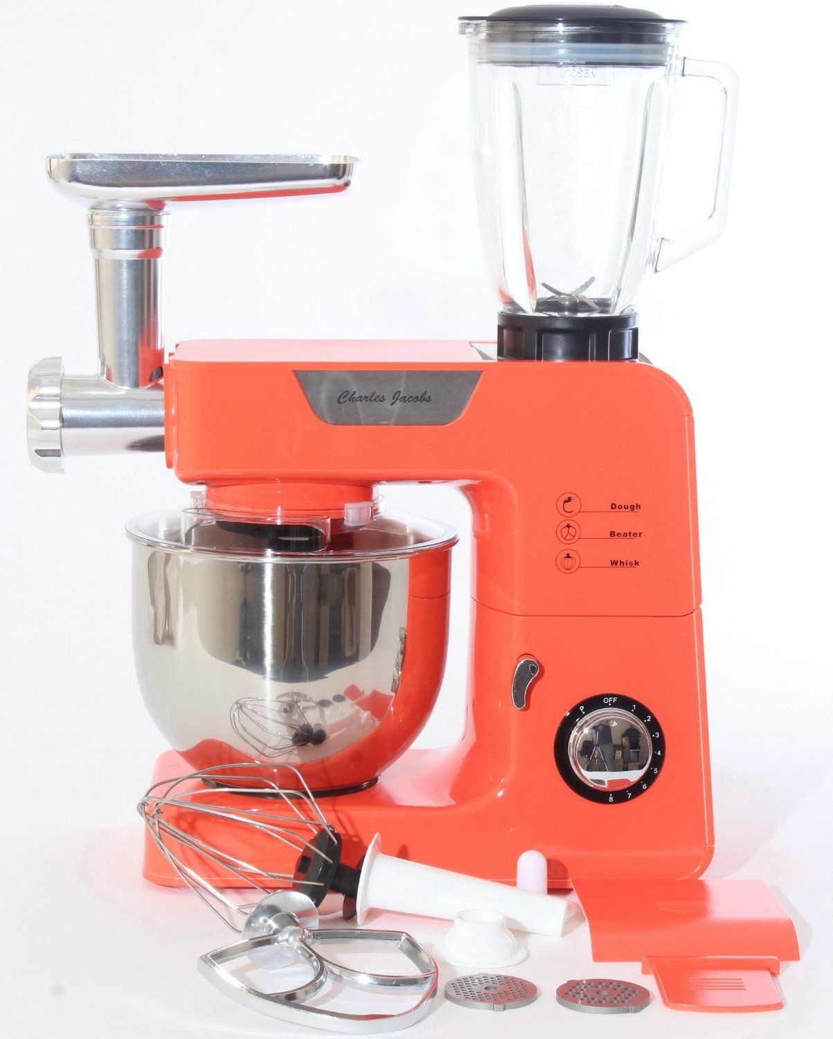 Charles Jacobs Premium Planetary Food Mixer Reviewed | Food ...