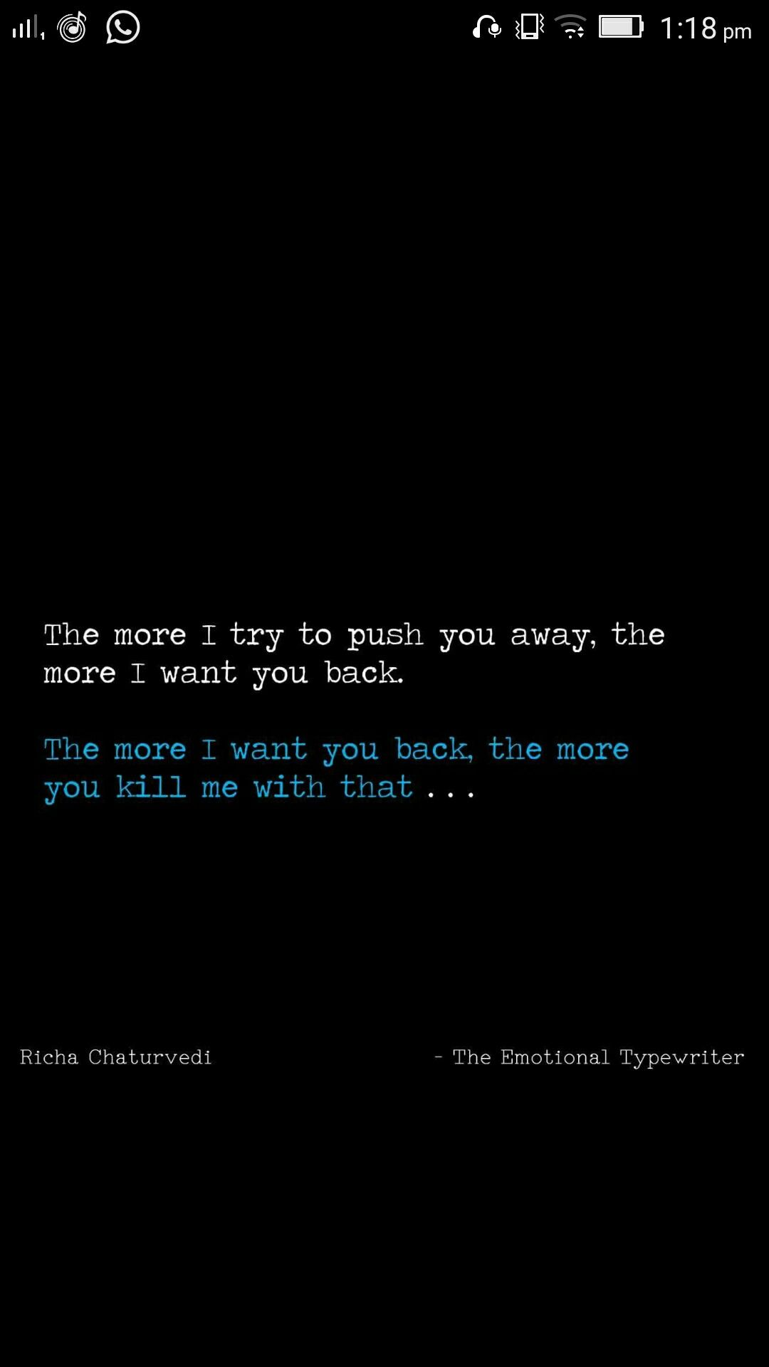 So True When Someone Knows How Much U Love Them Want Them They