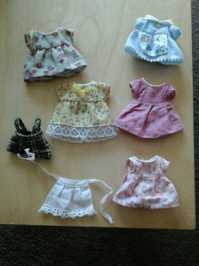 Sylvanian Families Clothes Ebay Calico Critter Clothes