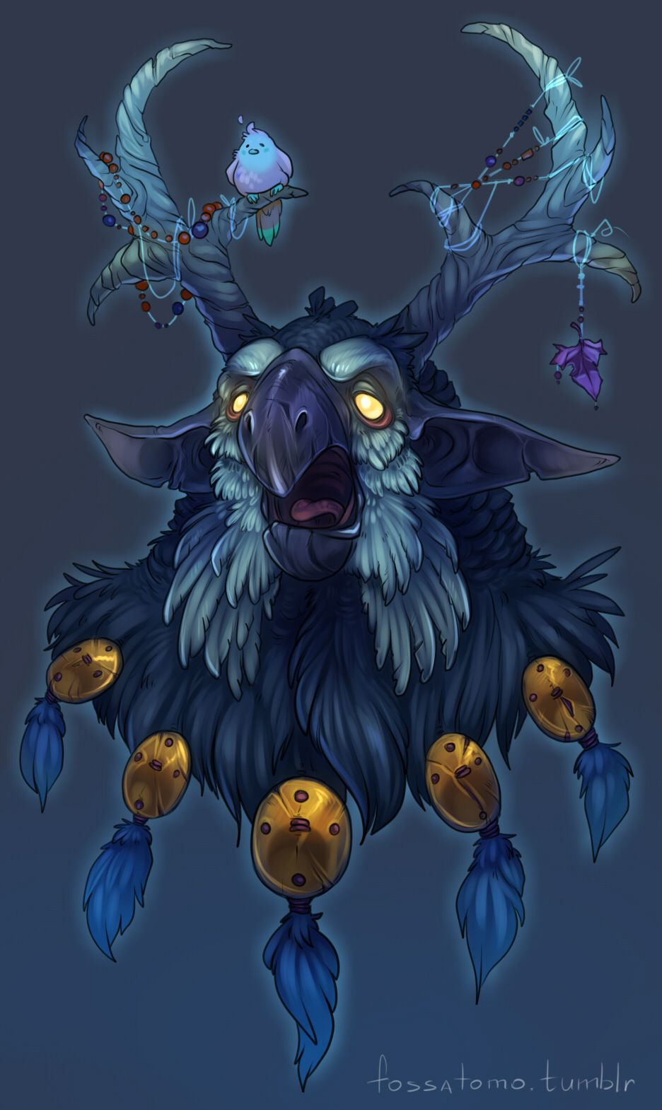 Moonkin by AngryFossa.deviantart.com on @DeviantArt