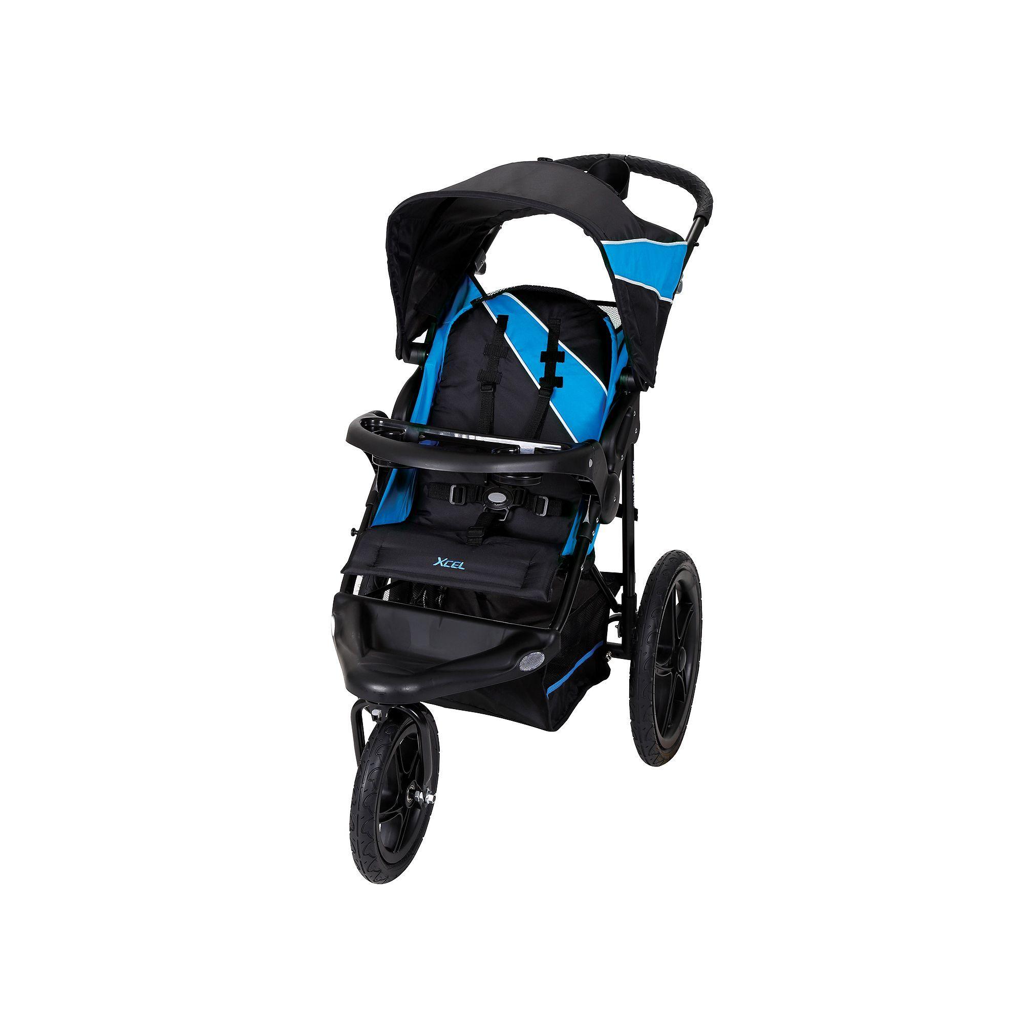 Baby Trend Xcel Jogger Stroller, Blue Jogging stroller