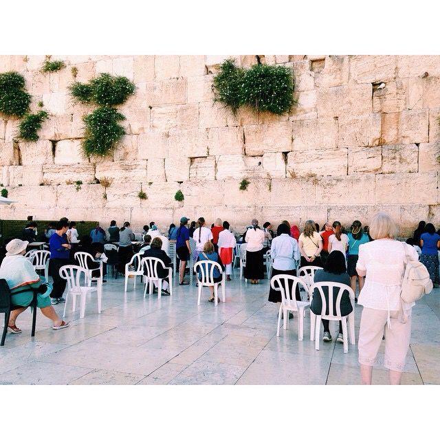 temple mount // jerusalem