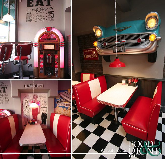 Pin By Deb Long On Back To The 50's Diner