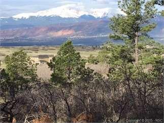 Land For Sale Colorado Springs >> Colorado Springs El Paso County Colorado Land For Sale