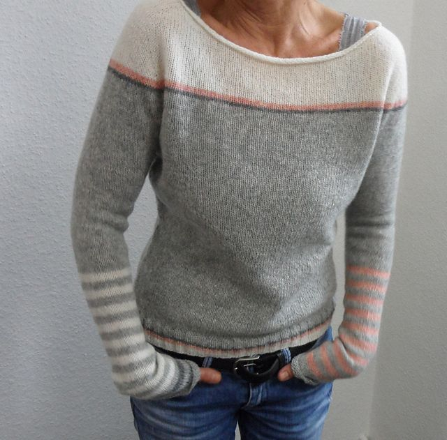 against all odds (Max) pattern by Isabell Kraemer #knittinginspiration