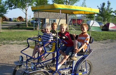 Worldmark Bear Lake Utah Bicycle Rentals At Koa Campground Less