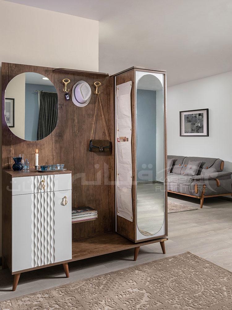 جزامة بورت شابوه Ksh 601 Bathroom Mirror Home Shoe Cabinet