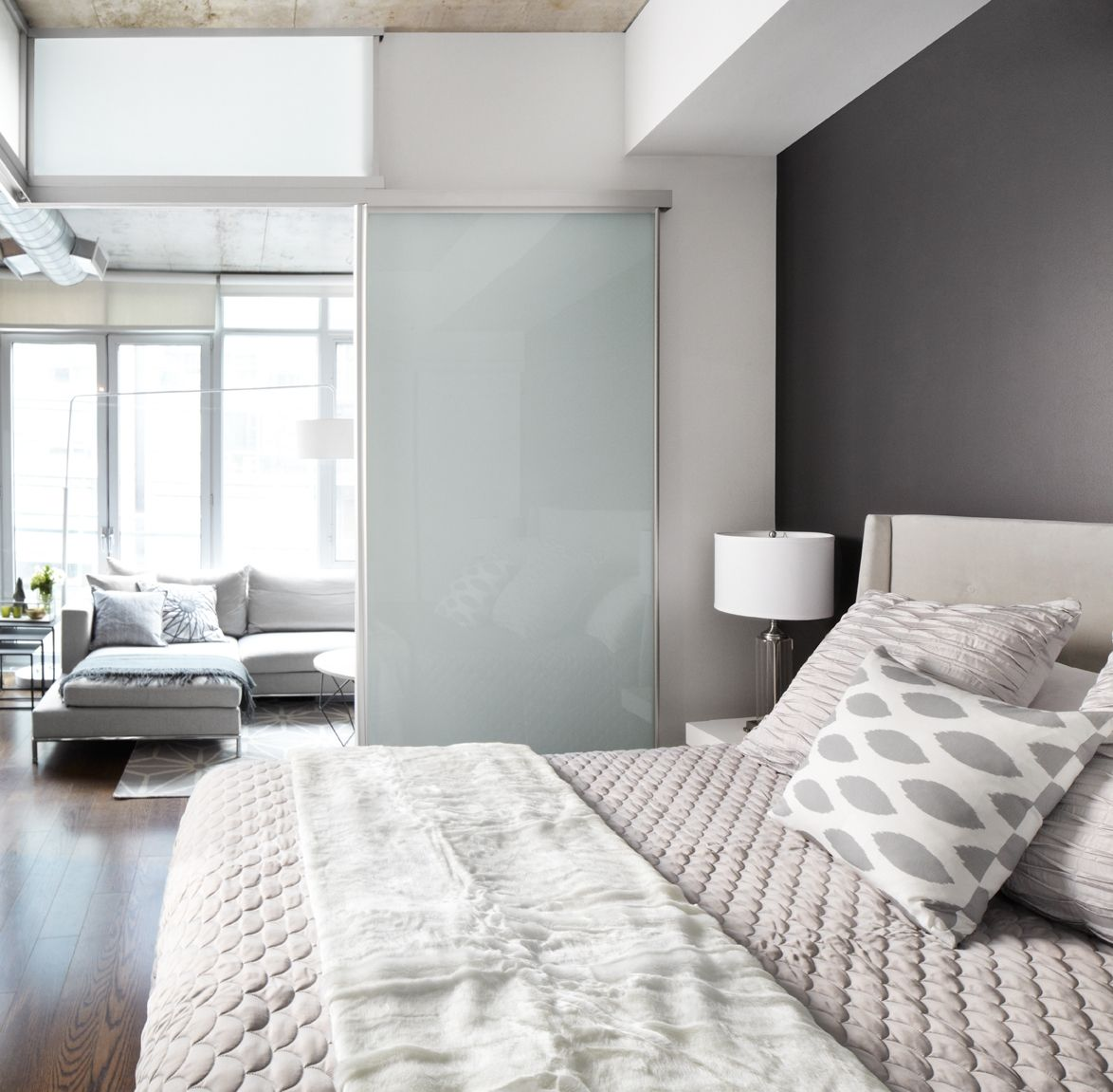 Greenberg Suite, Condo- Bedroom, Toronto By