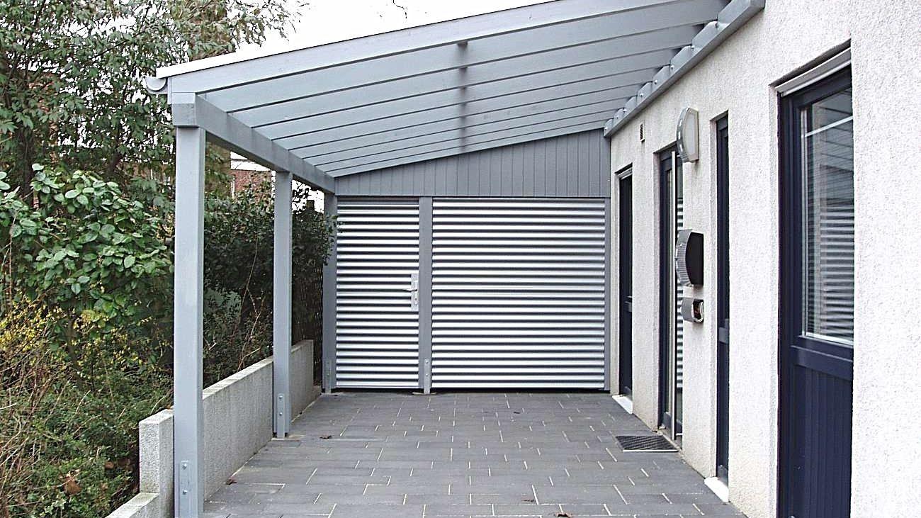 Mehr Transparenz Geht Nicht Lippe Exclusiv Carports Mit Glasdach Oder Mit Lichtplatten Aus Kunststoff Glasdach Carports Dach