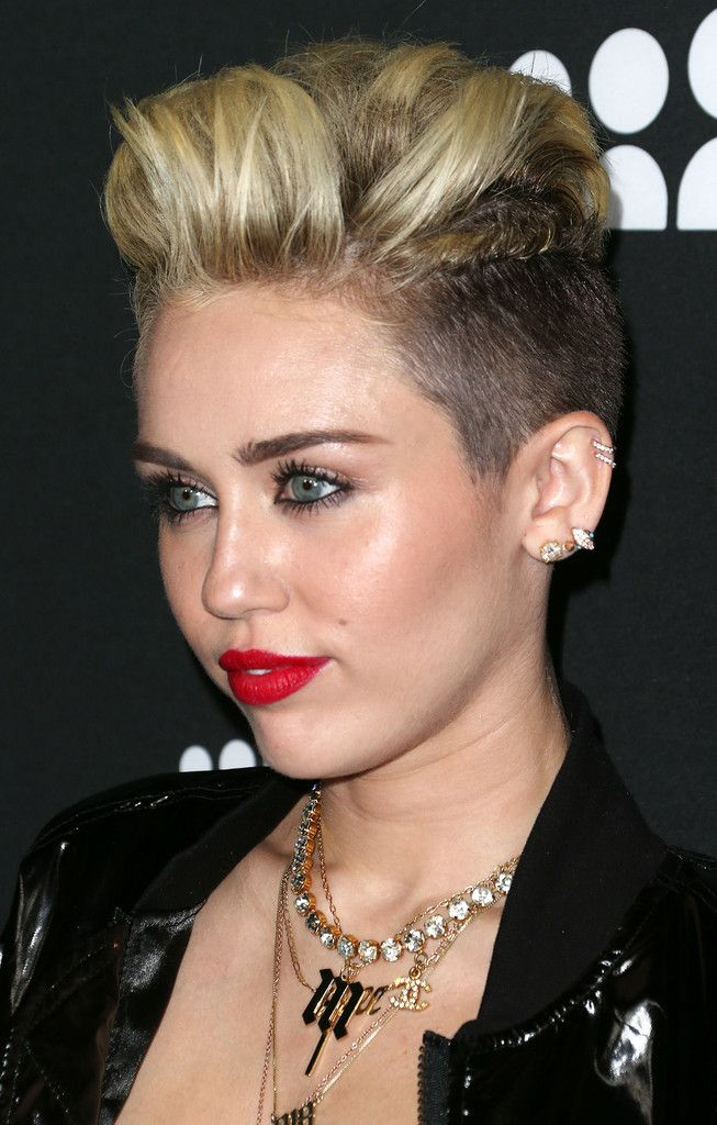 Looking for Cool Miley Cyrus hairstyles? Here we present you
