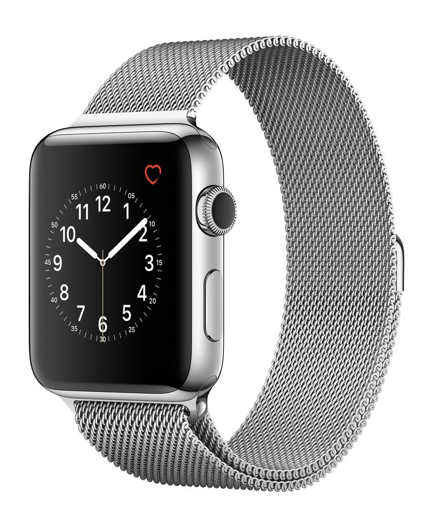 Apple Watch Series 2 42mm Stainless Steel Case With Silver Milanese Loop With Images Buy Apple Watch Apple Watch Apple Watch Accessories